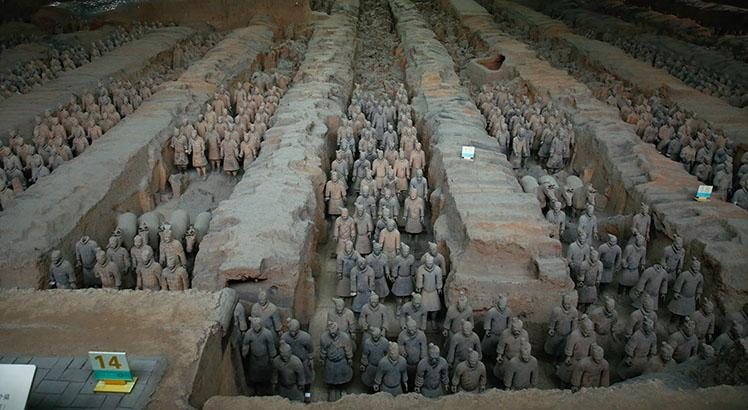 FILES-CHINA-ARCHAEOLOGY-HISTORY