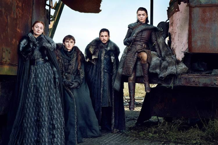 Hackers publicam final de Game of Thrones e vendem documentos sigilosos