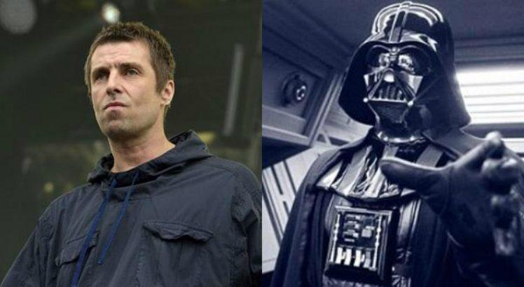 Liam Gallagher vira Darth Vader em vídeo-paródia de 'Star Wars'