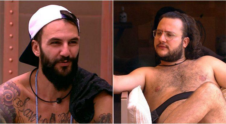 Wagner – Diego BBB18
