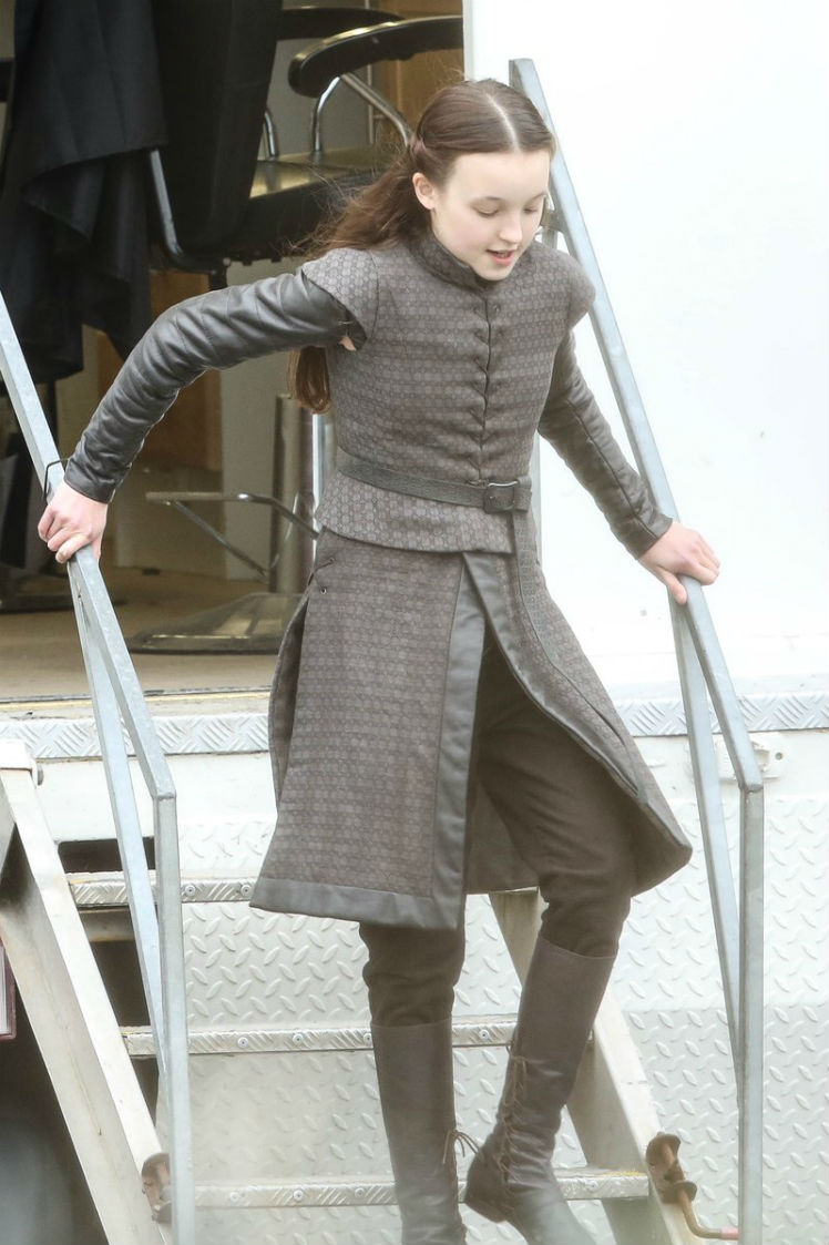 Lyanna Mormont. Foto: Watchers on the Wall