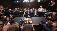 Facebook chief Zuckerberg testifies to lawmakers after data hijacking scandal