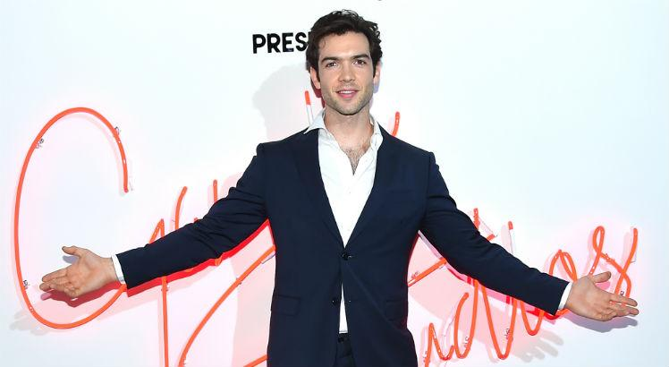 Ethan Peck fará Spock na série Star Trek: Discovery (Nicholas Hunt / GETTY IMAGES NORTH AMERICA / AFP)