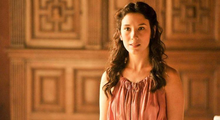 Sibel Kekilli em Game of Thrones ok