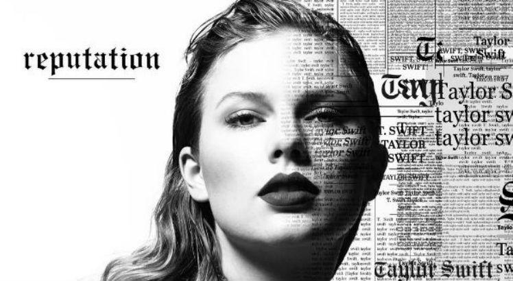 'Reputation', novo álbum de Taylor Swift, é lançado oficialmente
