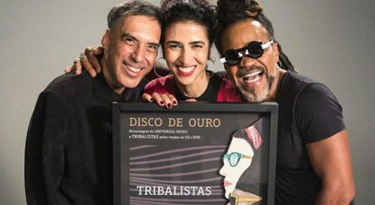 Álbum do Tribalistas conquista Disco de Ouro