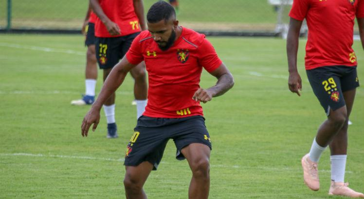 Foto: Williams Aguiar/ Sport Club do Recife.