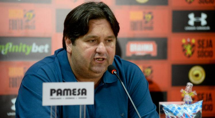 Foto: Anderson Stevens/Sport Club do Recife